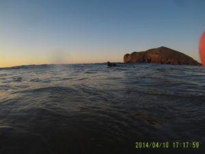 Hacia la ola soñada - ALBERGUE LLANES PLAYA DE POO