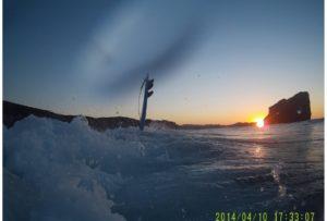 Surf al atardecer - ALBERGUE LLANES PLAYA DE POO