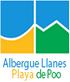 Albergue Llanes Playa de Poo Logo